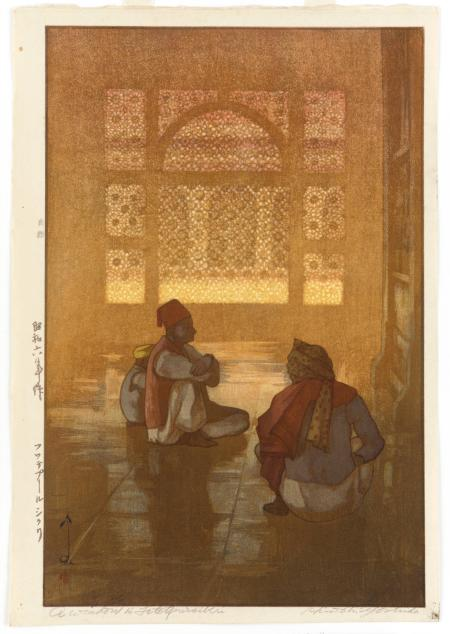 India-painting