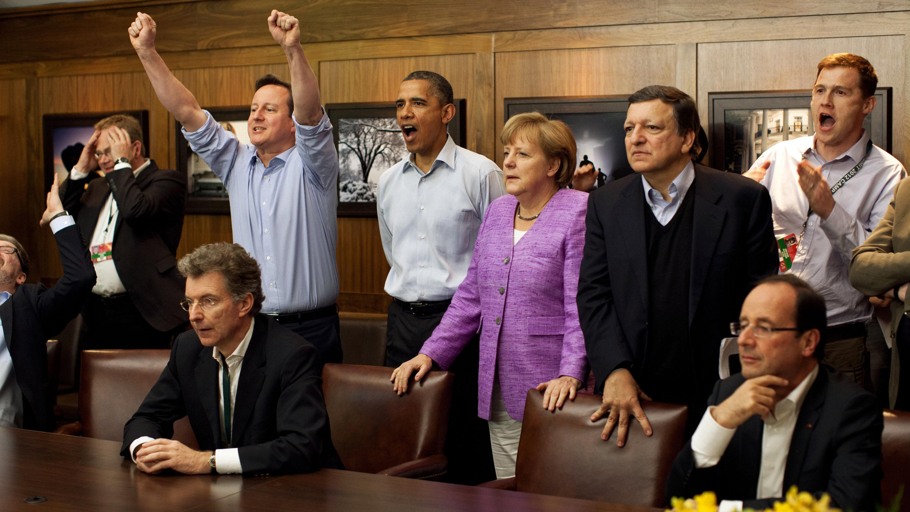 g8 summit leaders 2012