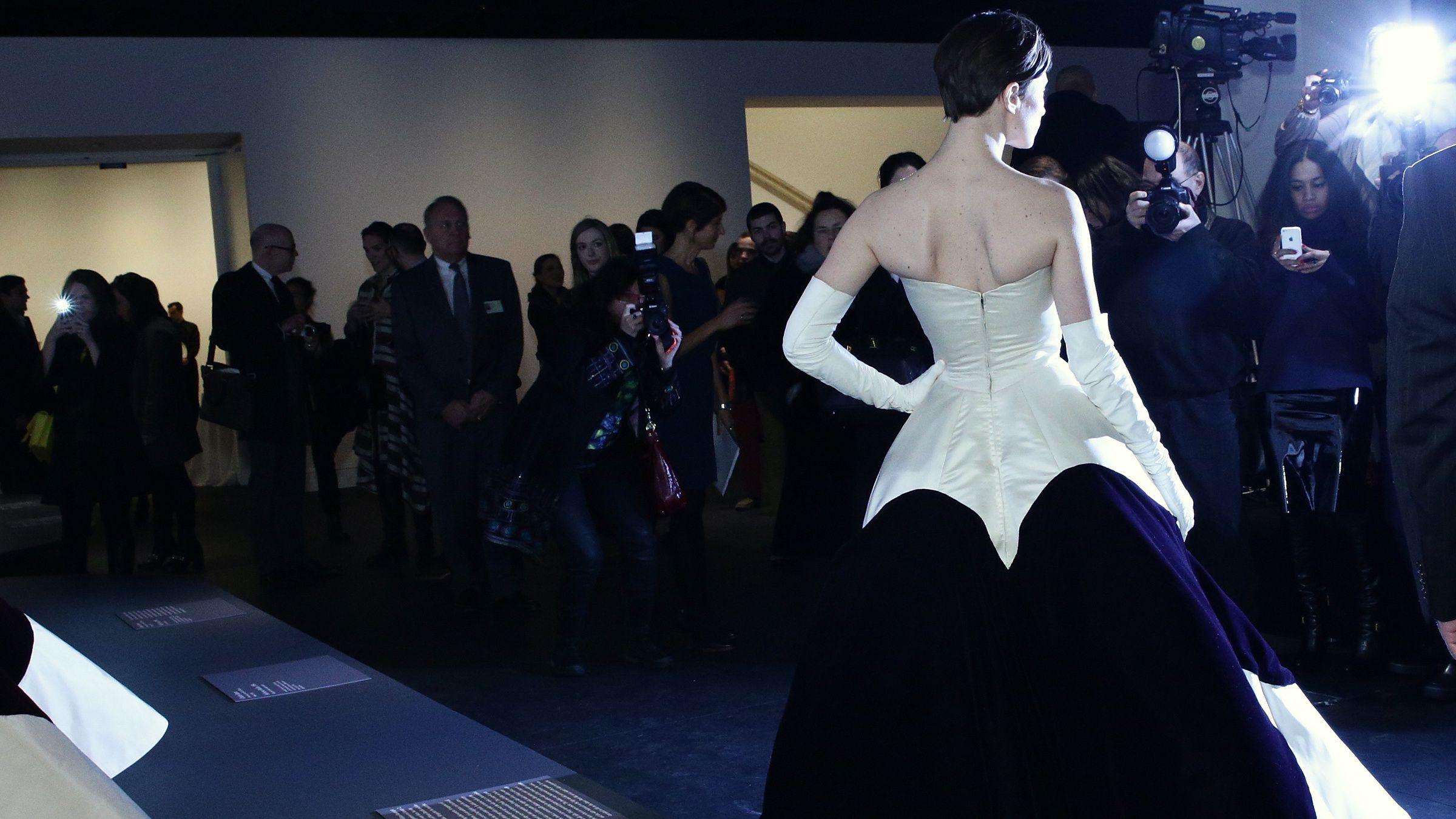 charles james, zac posen, Elettra Wiedemann, style, fashion, lifestyle, couture, gown, womenswear
