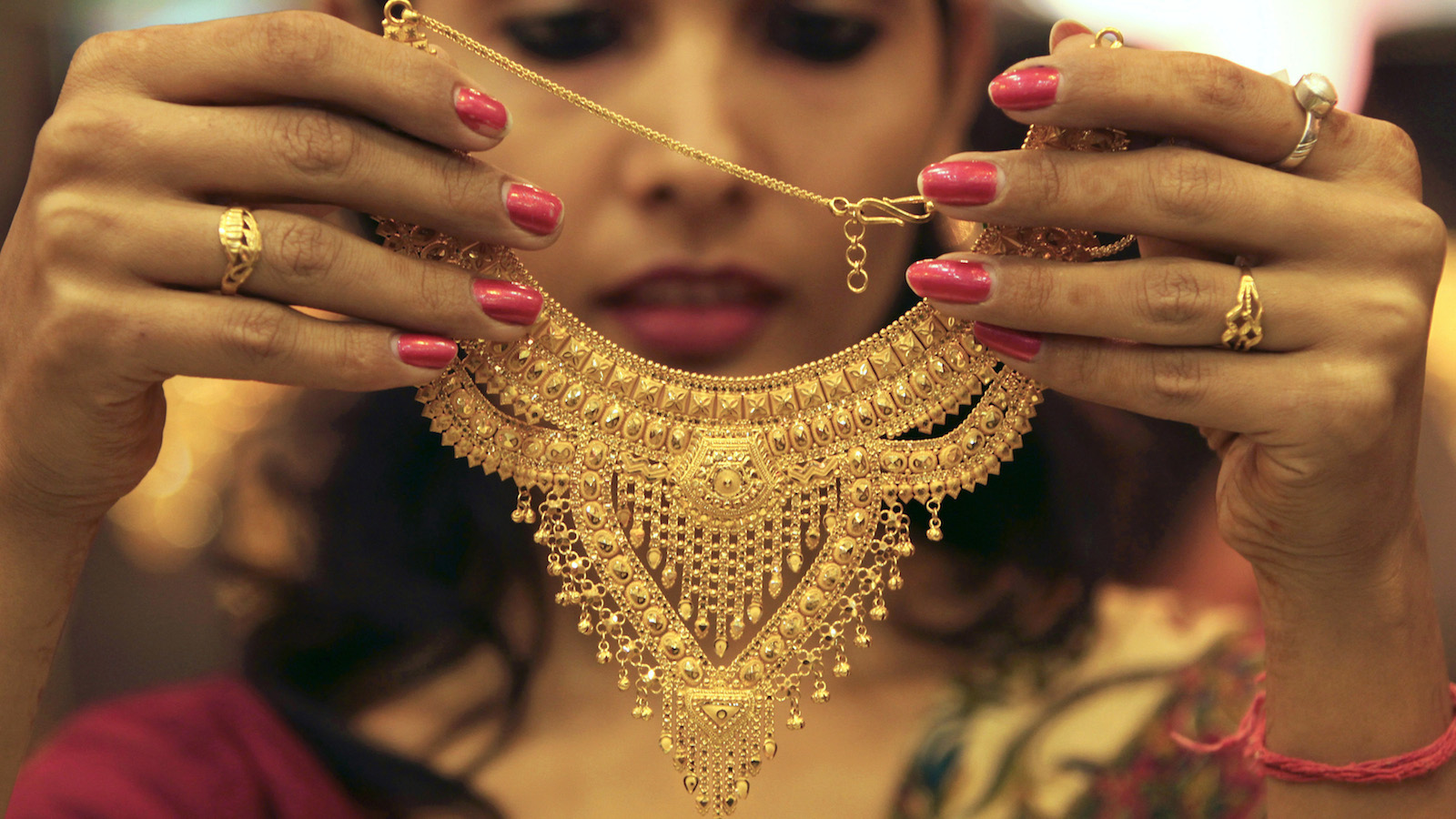 Can Modi unlock 1 trillion worth of gold stashed away in Indias