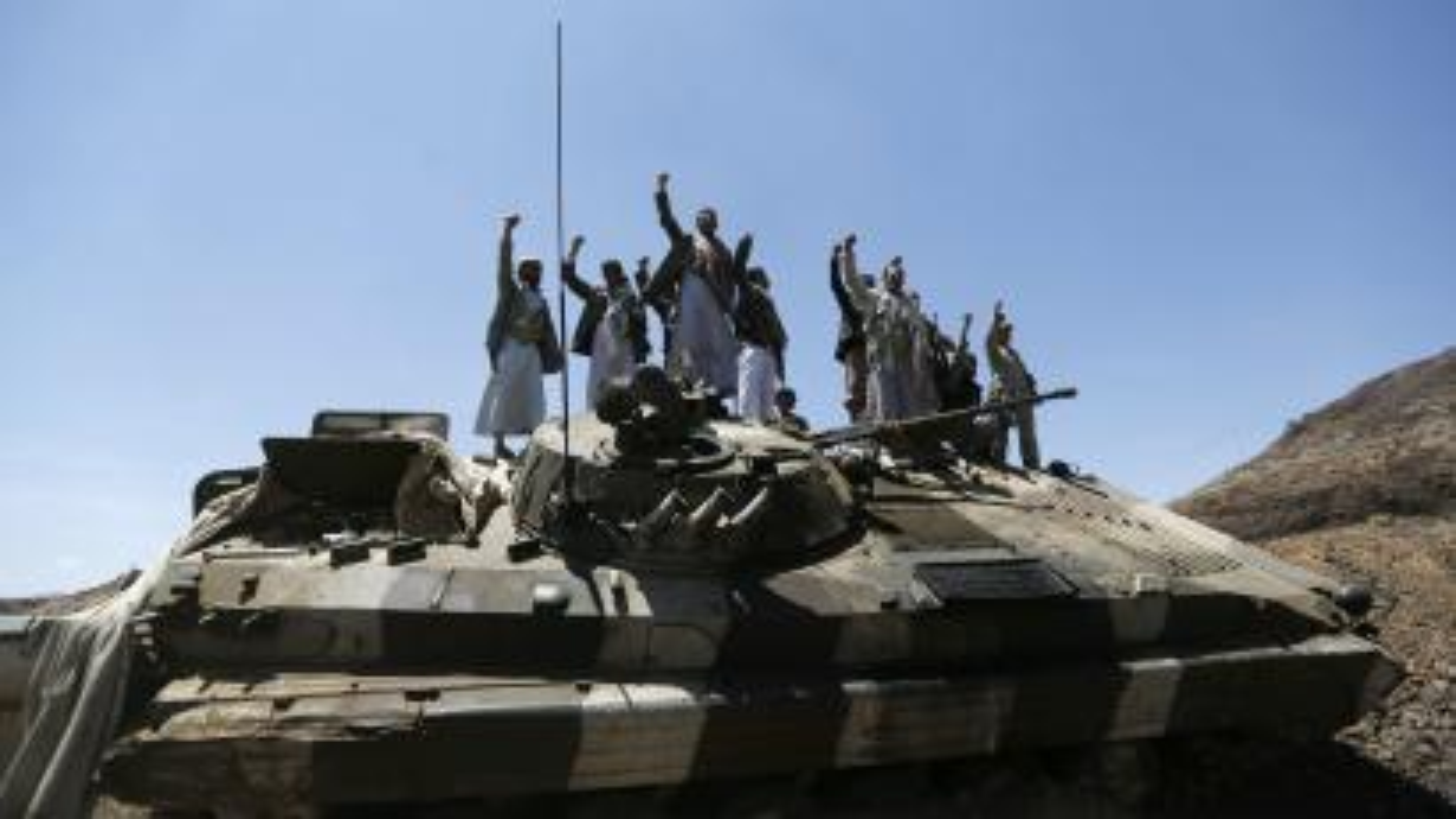 Yemen, Sanaa, Houthis