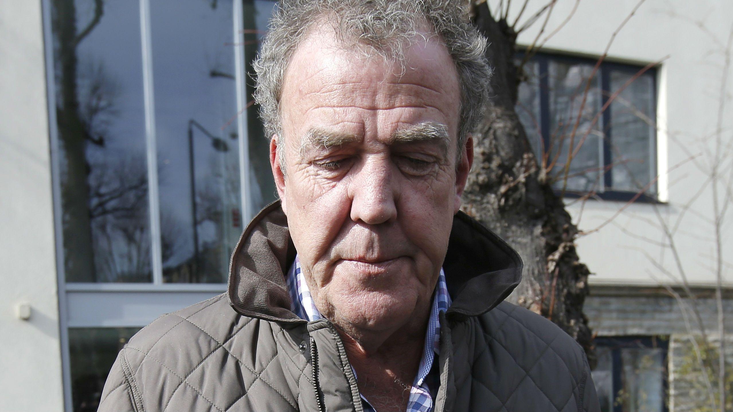 Jeremy Clarkson BBC Top Gear