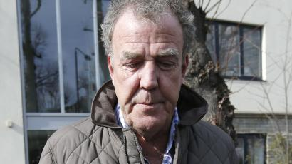 Jeremy Clarkson BBC Top Gear