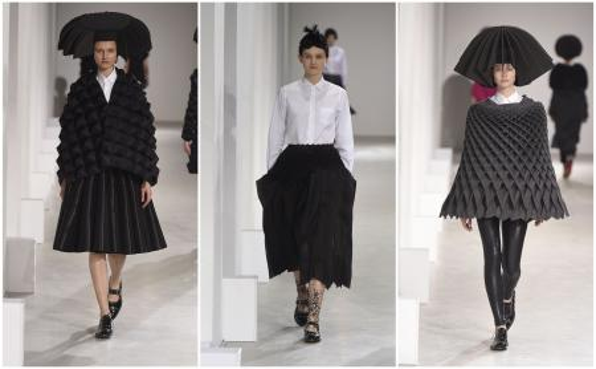 junya watanabe, paris fashion week, fall 2015, fashion, style, art, japan