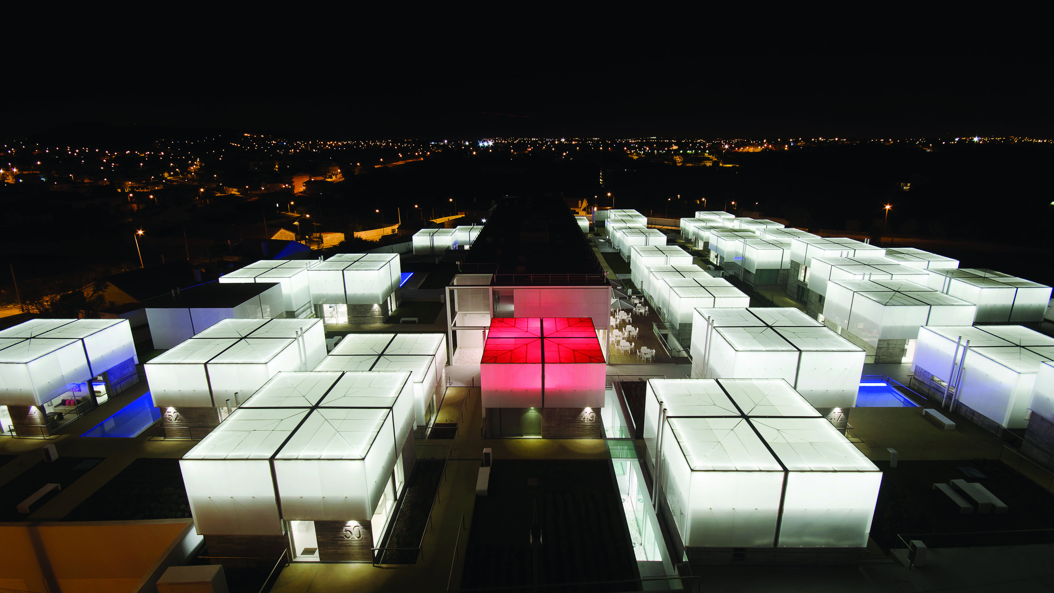 lead_Alcabideche Social Complex by Guedes Cruz Architects