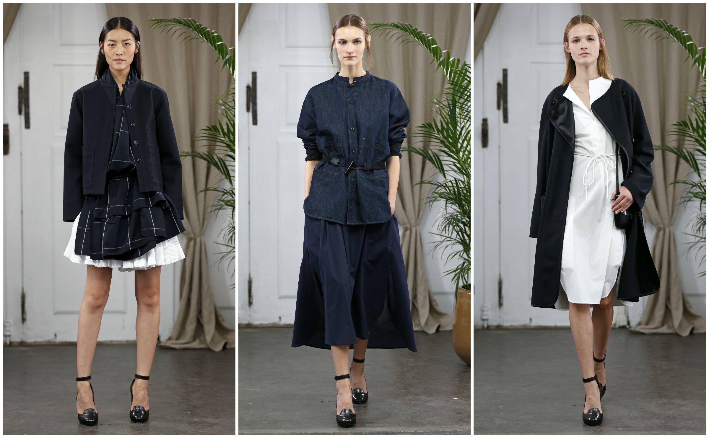lemaire, spring 2014, paris fashion week, fashion, style, lifestyle, womenswear, ready to wear