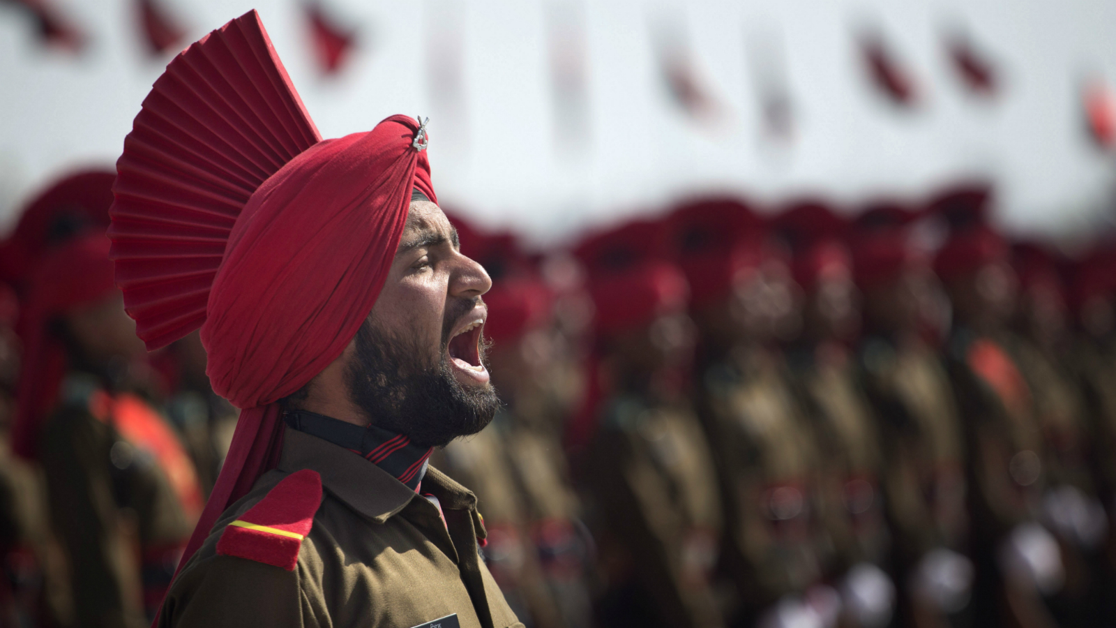 Indian Army-soldier