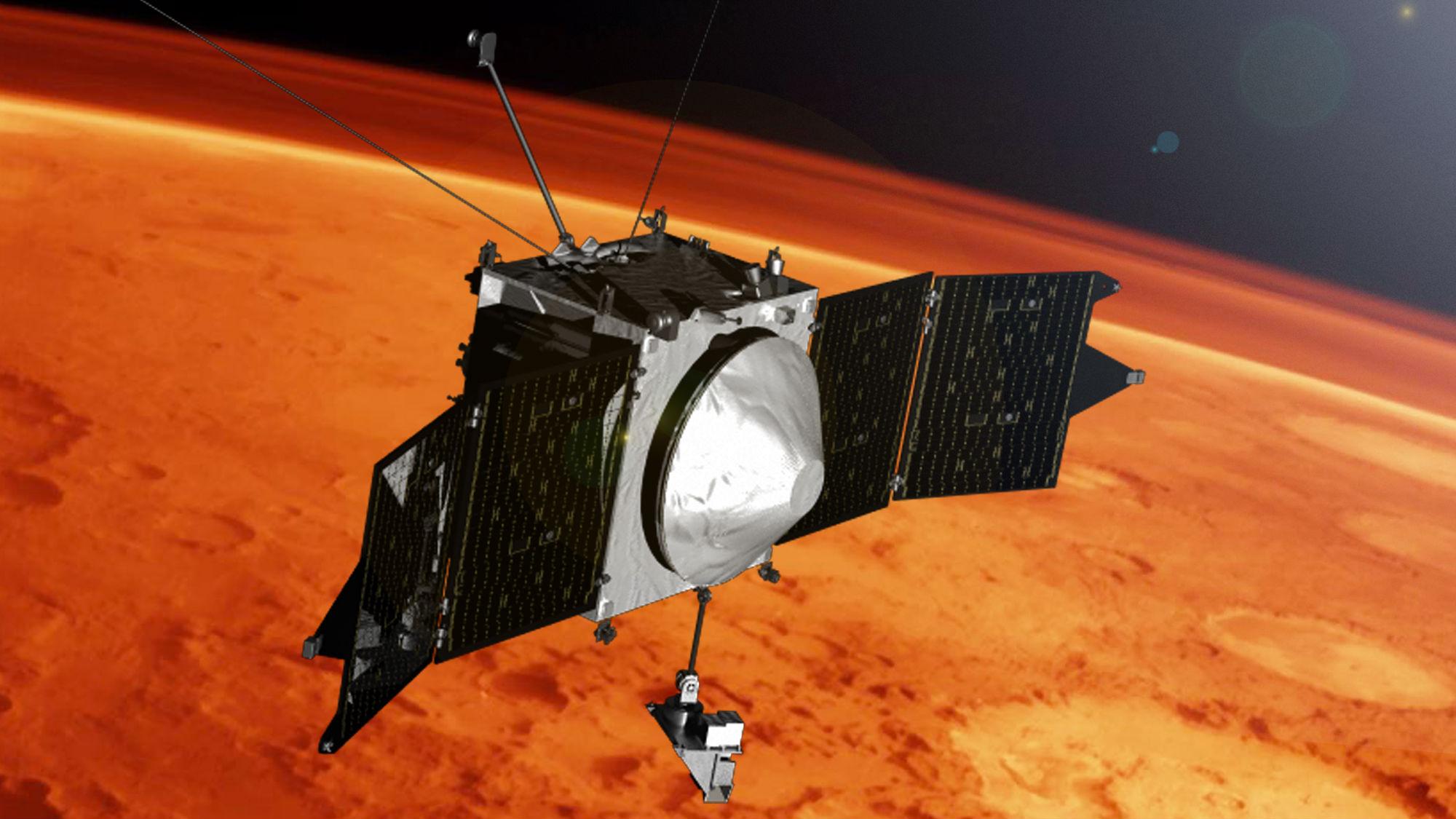 Mars MAVEN
