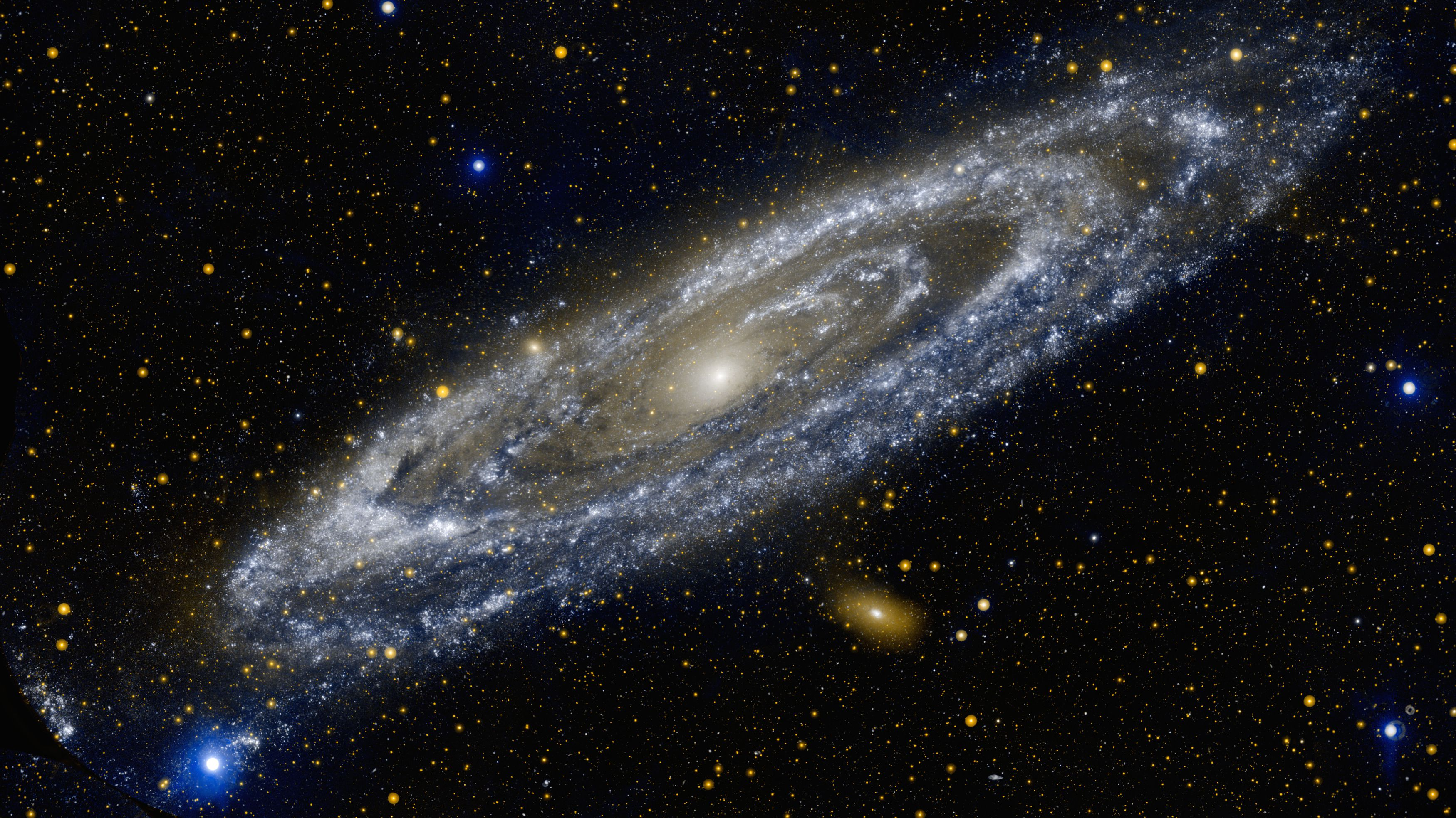 Image of the Milky Way.