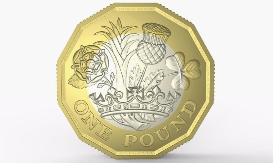 Britains New 12 Sided 1 Coin Was Designed By A Teenager Quartz