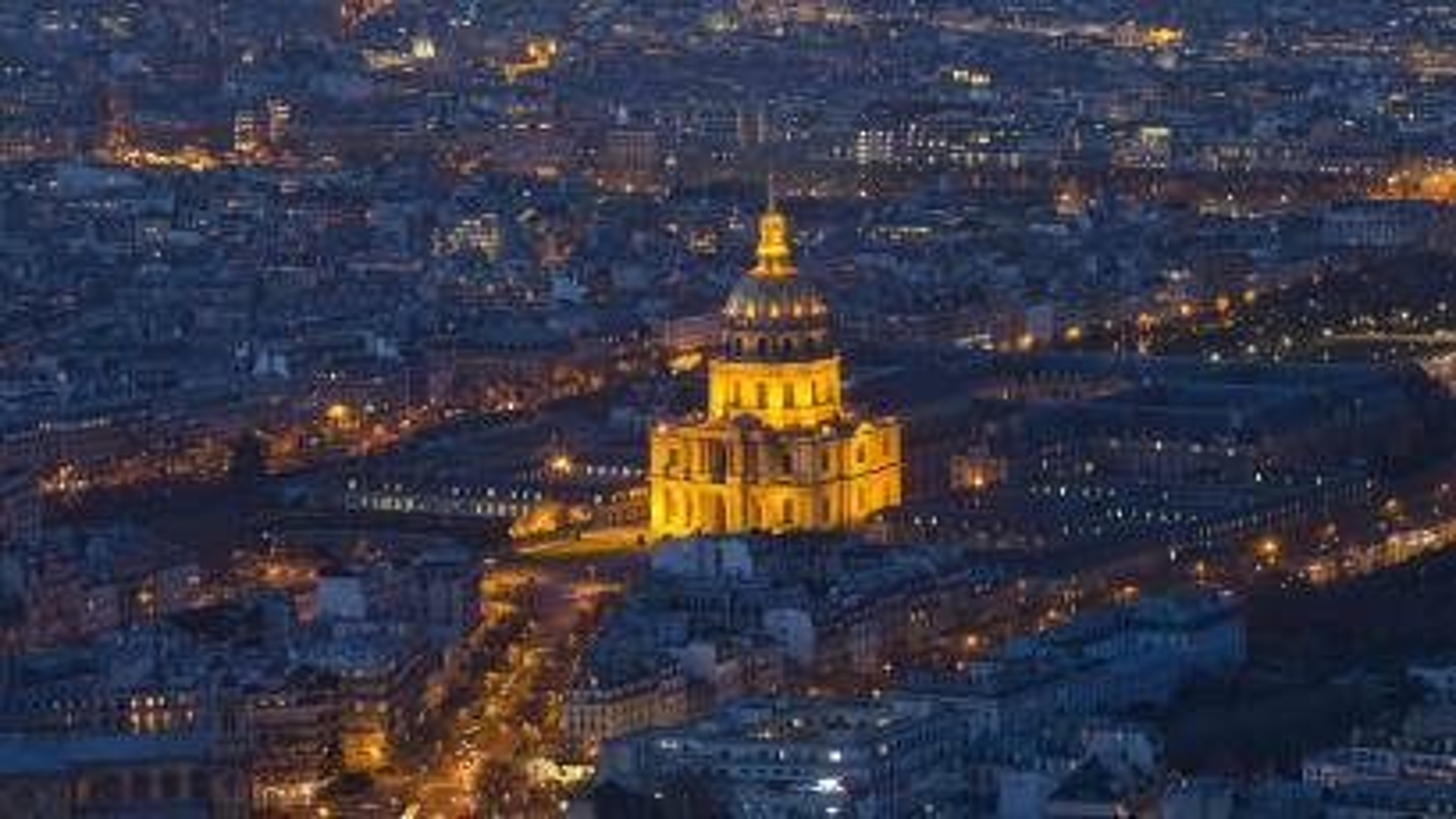 Paris drone sightings