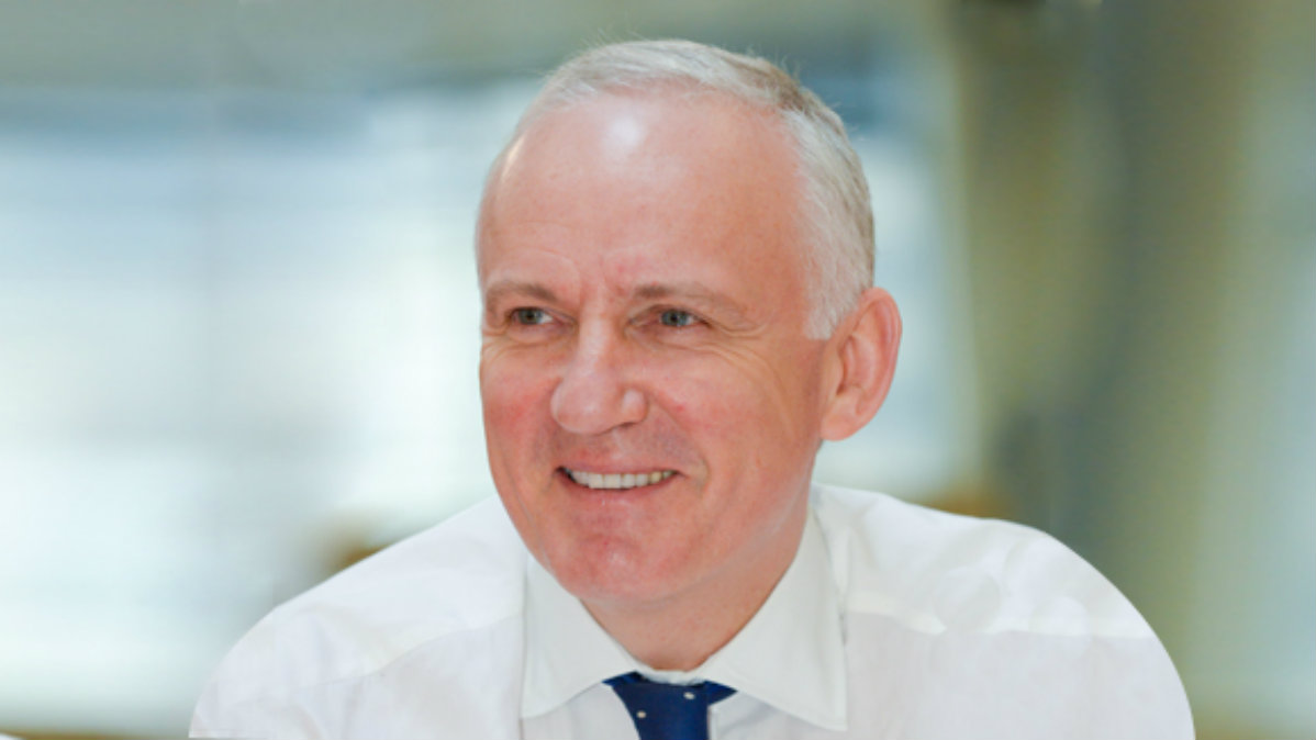 Rory Cullinan, the outgoing Executive Chairman, Corporate & Institutional Banking and Capital Resolution at RBS.