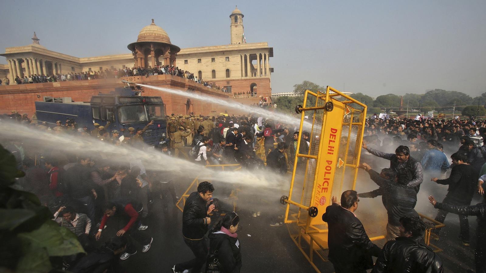 Delhi-Rape-Protest
