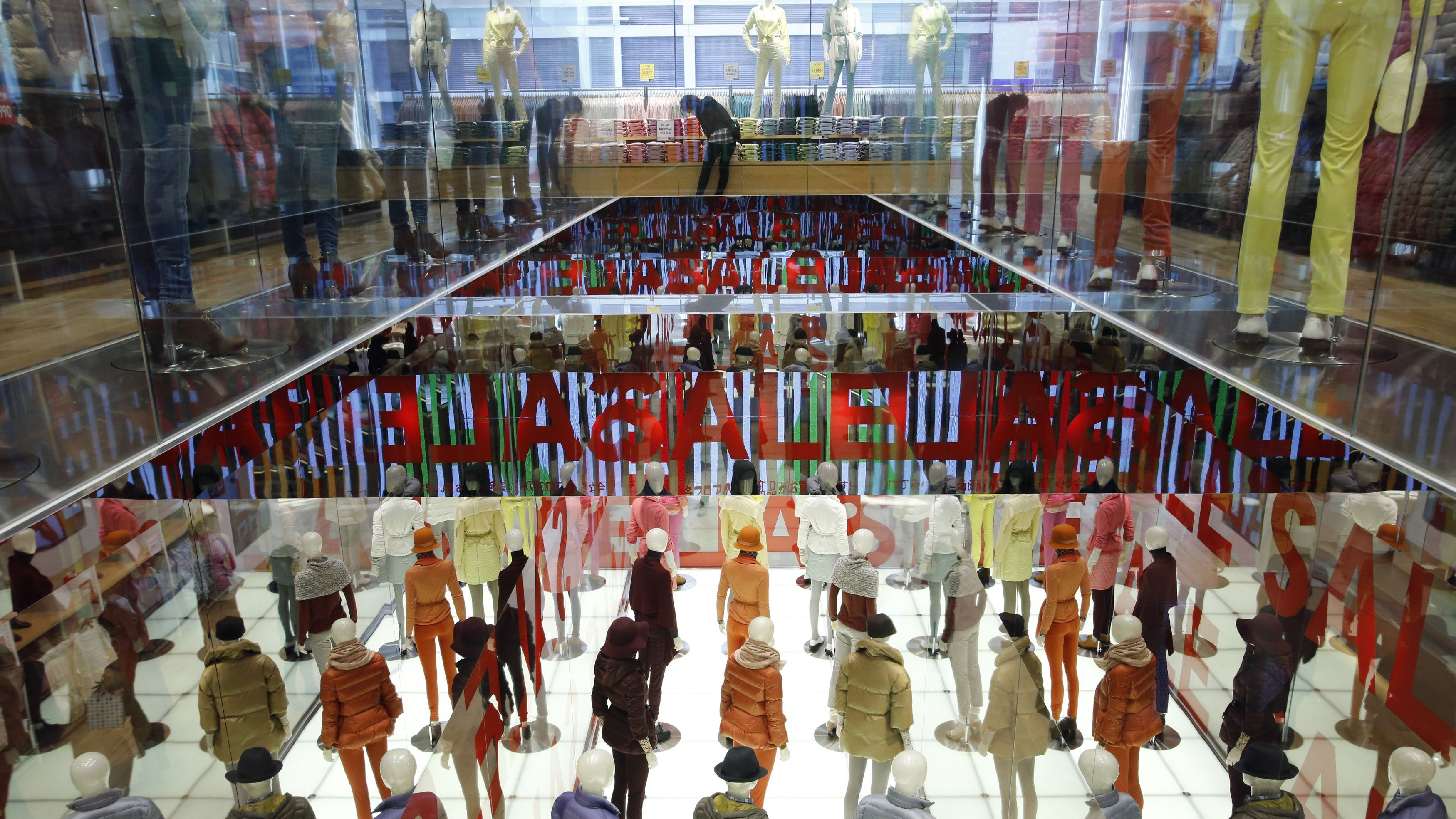 fast fashion, mobile shopping, ecommerce, online shopping, zara, uniqlo, h&m, forever 21, compulsive buying
