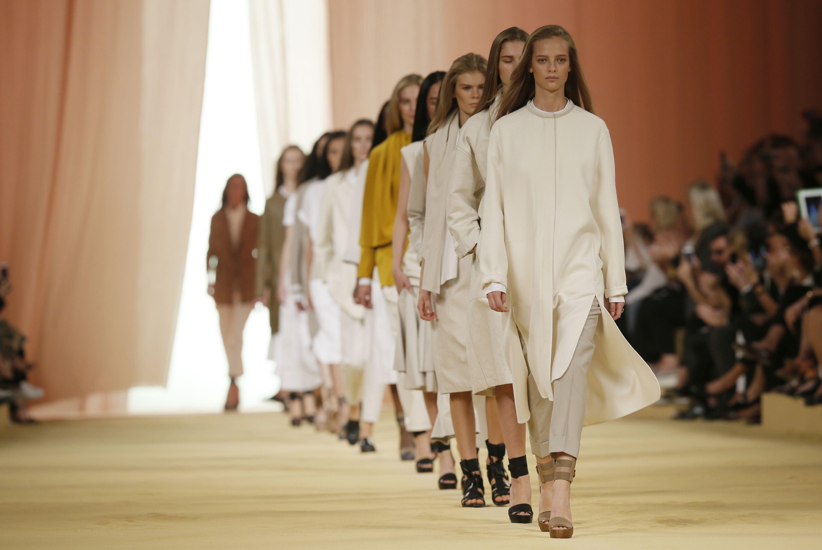 lemaire, spring 2015, fashion, style, lifestyle, womenswear, ready to wear, paris fashion week