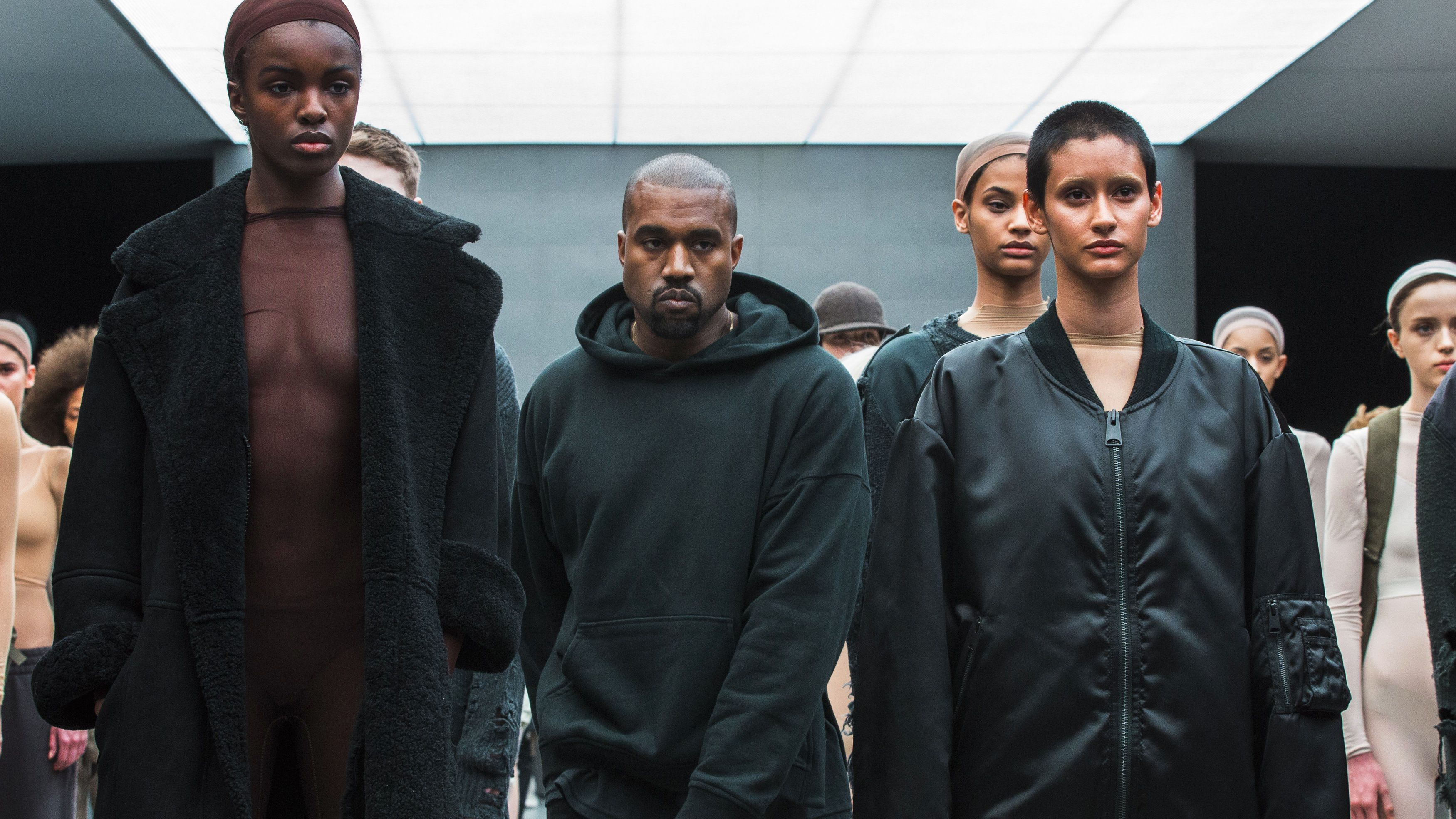 kanye west, fall 2015, most viewed, style.com, new york fashion week, presentation, runway show