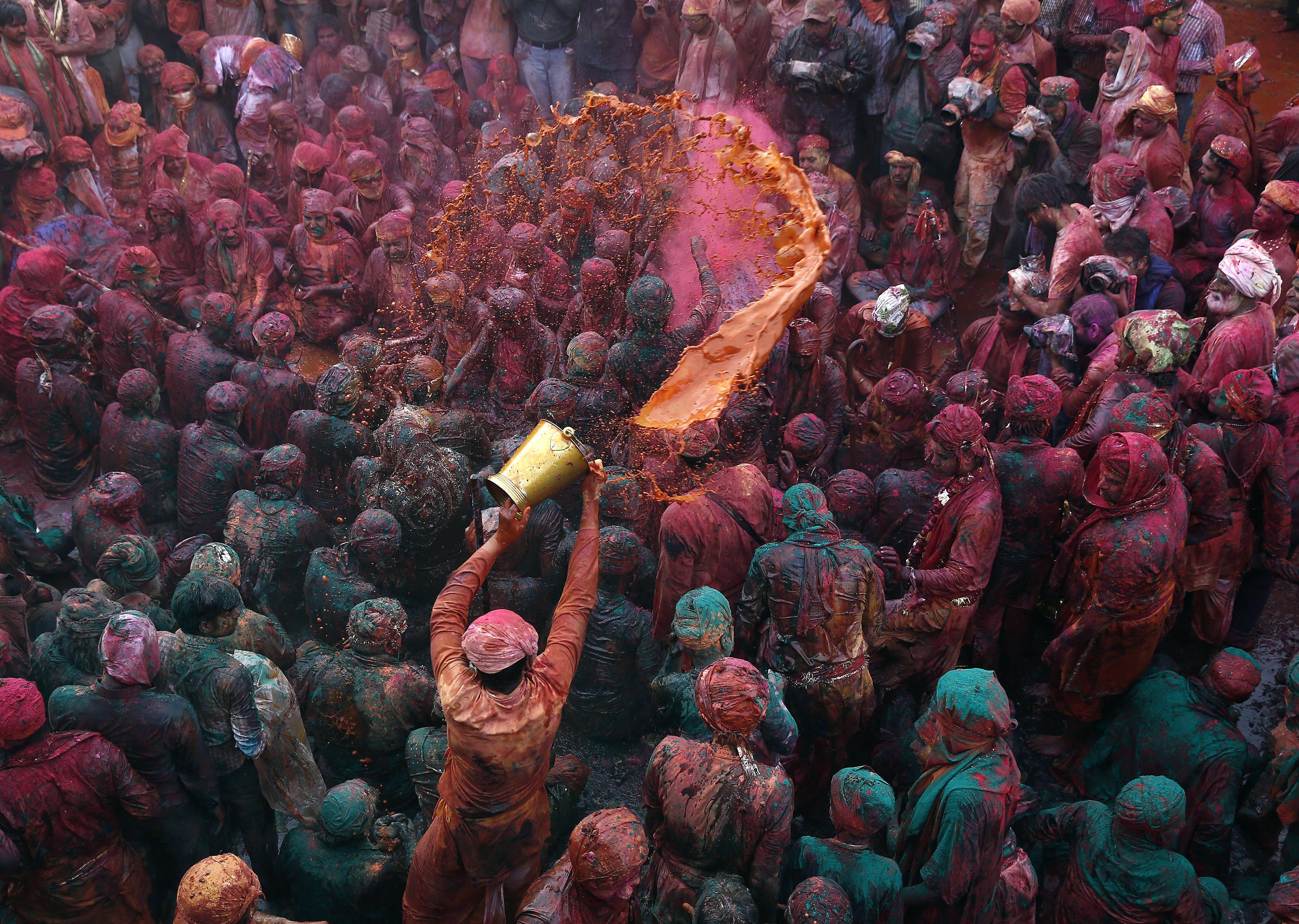 India-Holi