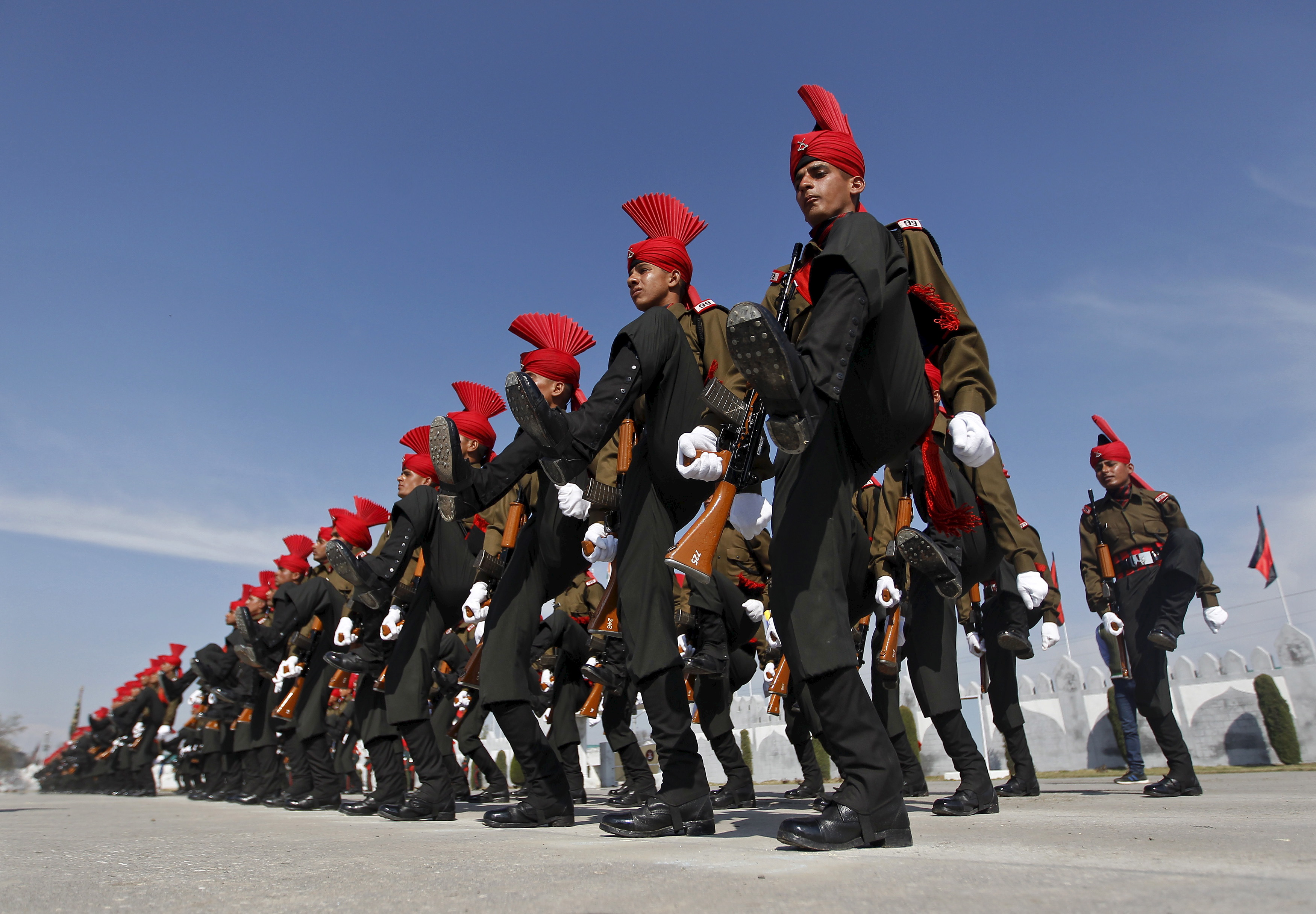 Indian Army-soldiers