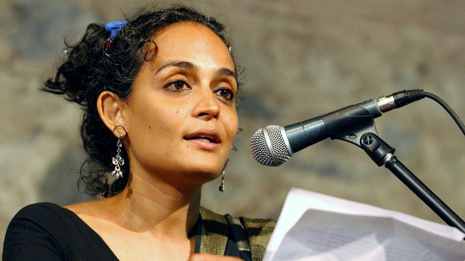 Arundhati Roy-author