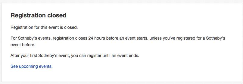 sotheby's ebay auction online