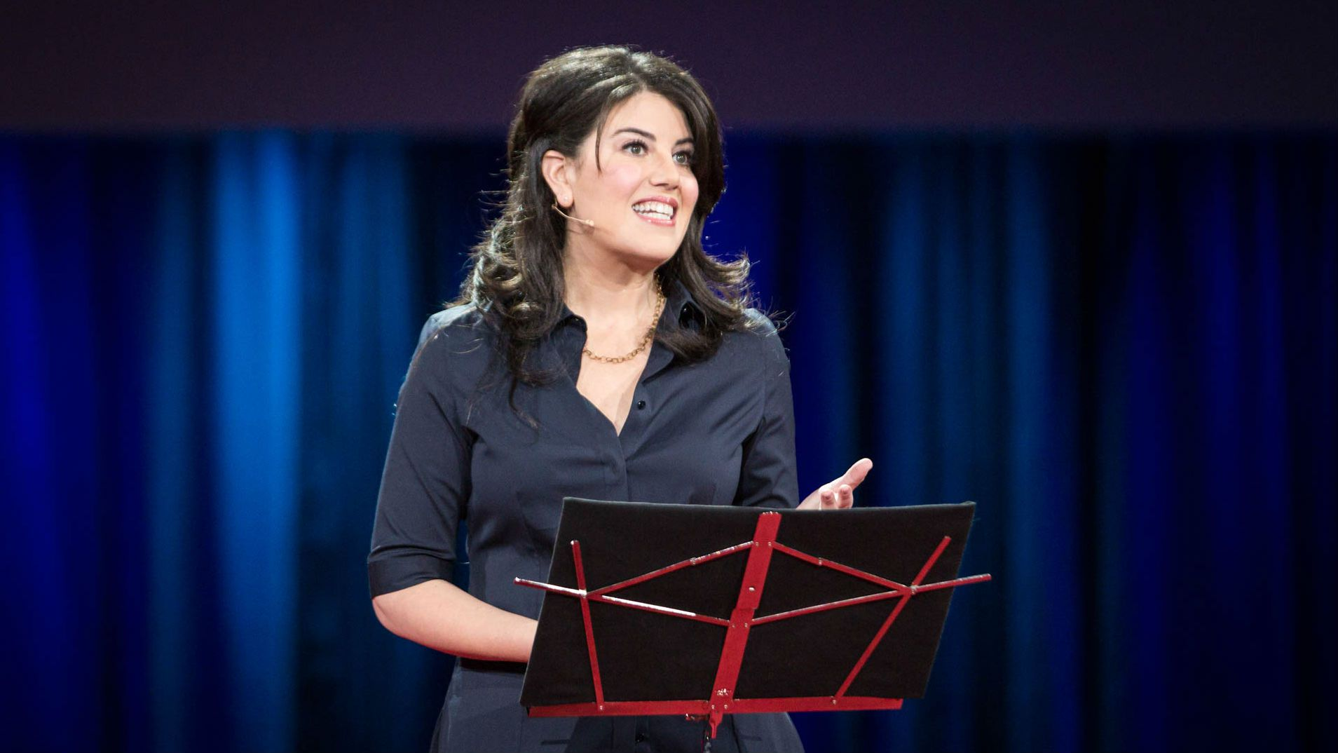 Monica Lewinsky at TED