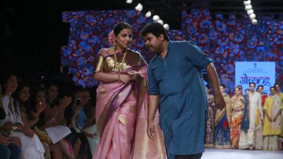 Nobody cares about the clothes at India's big fashion week