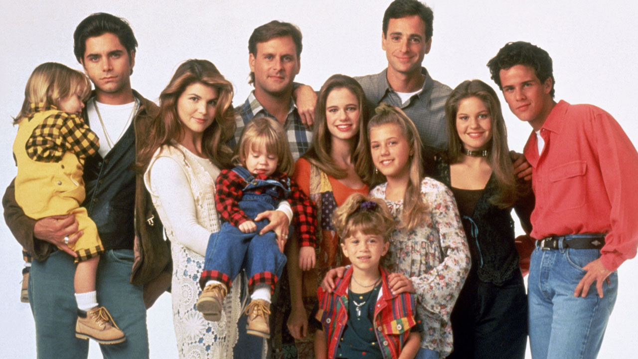 Netflix Is Reportedly Developing A Full House Reunion Series