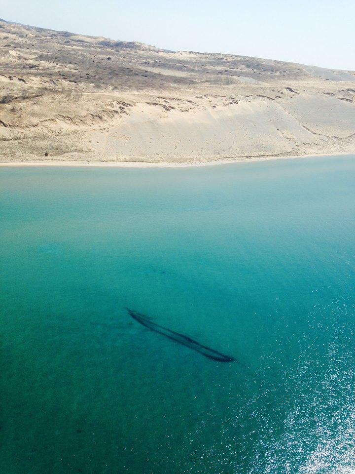 Us Coast Guard Traverse City Shipwrecks