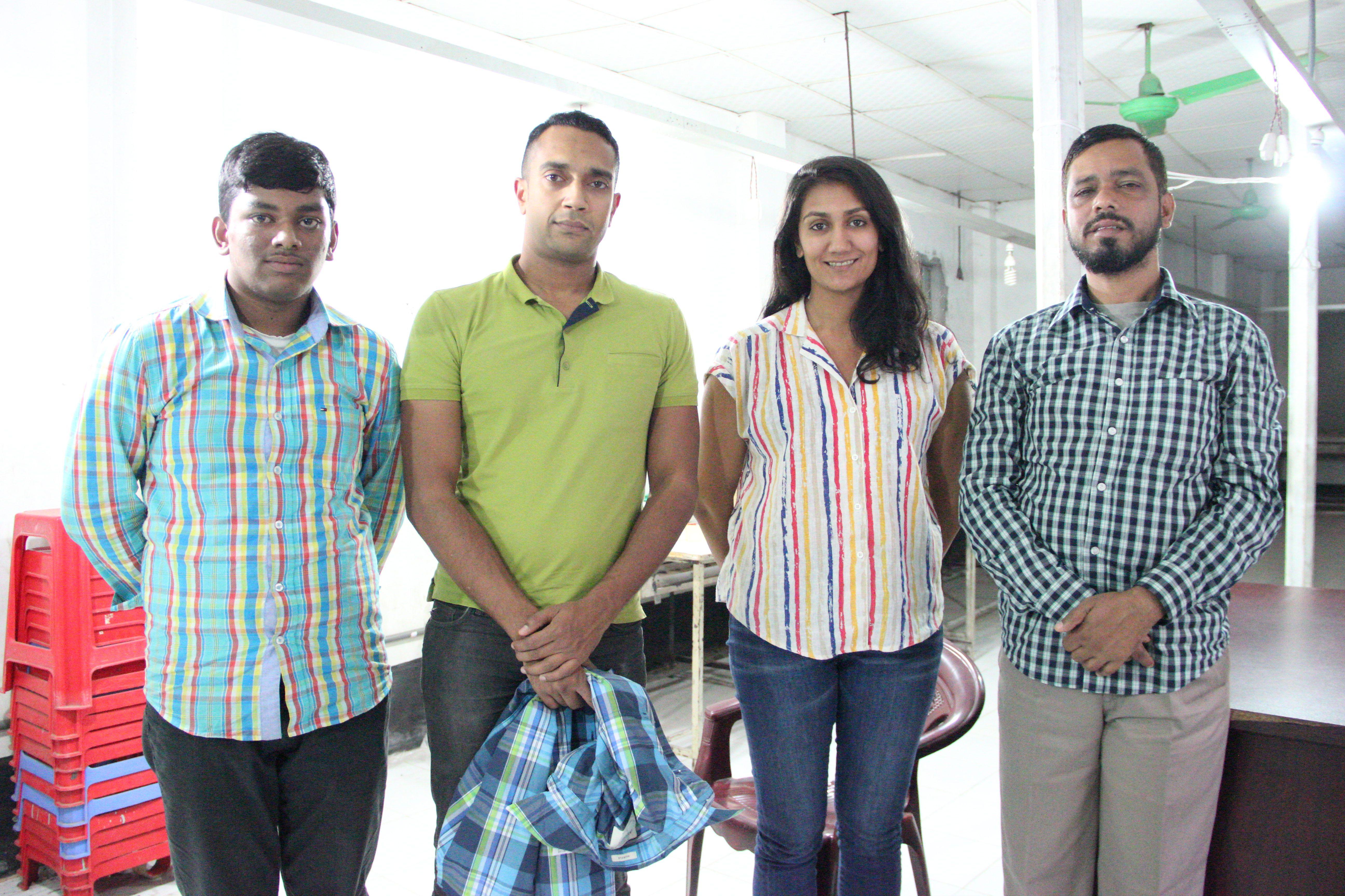 Bangladesh, garment workers, apparel factory
