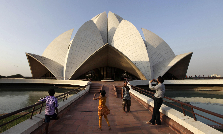 India-Lotus-Temple