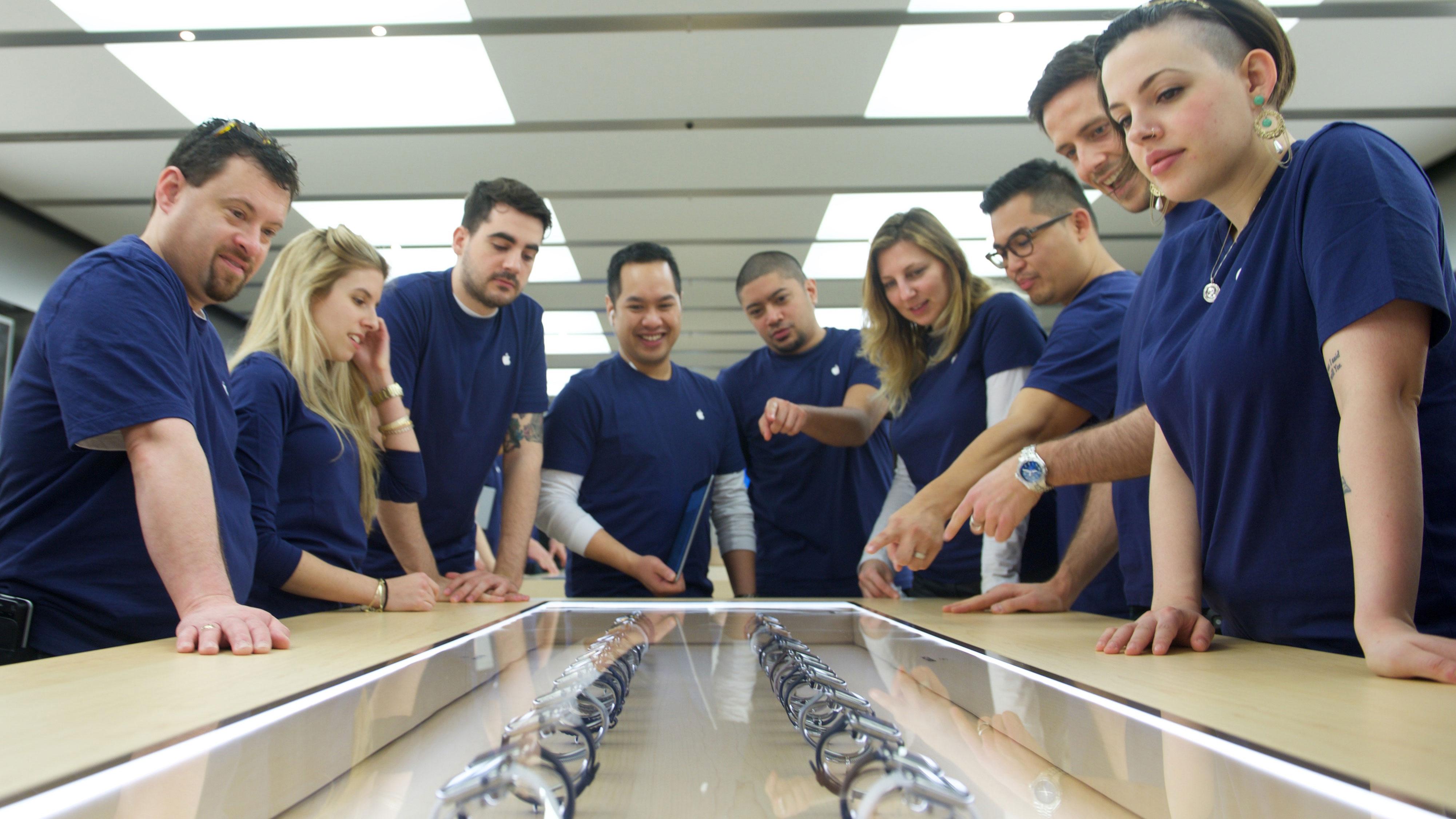 Apple Watch Retail