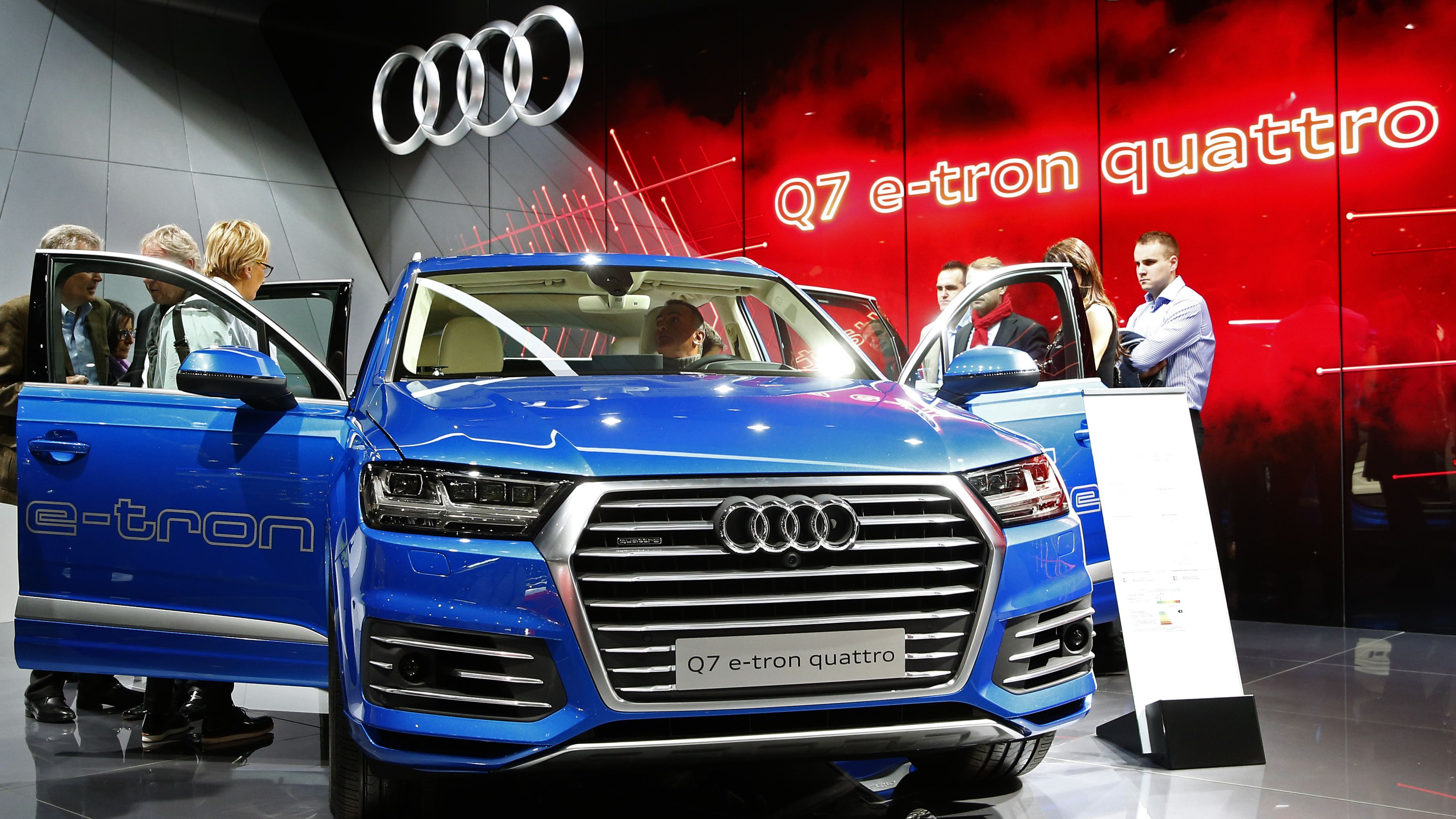 Audi is making fuel from air and water