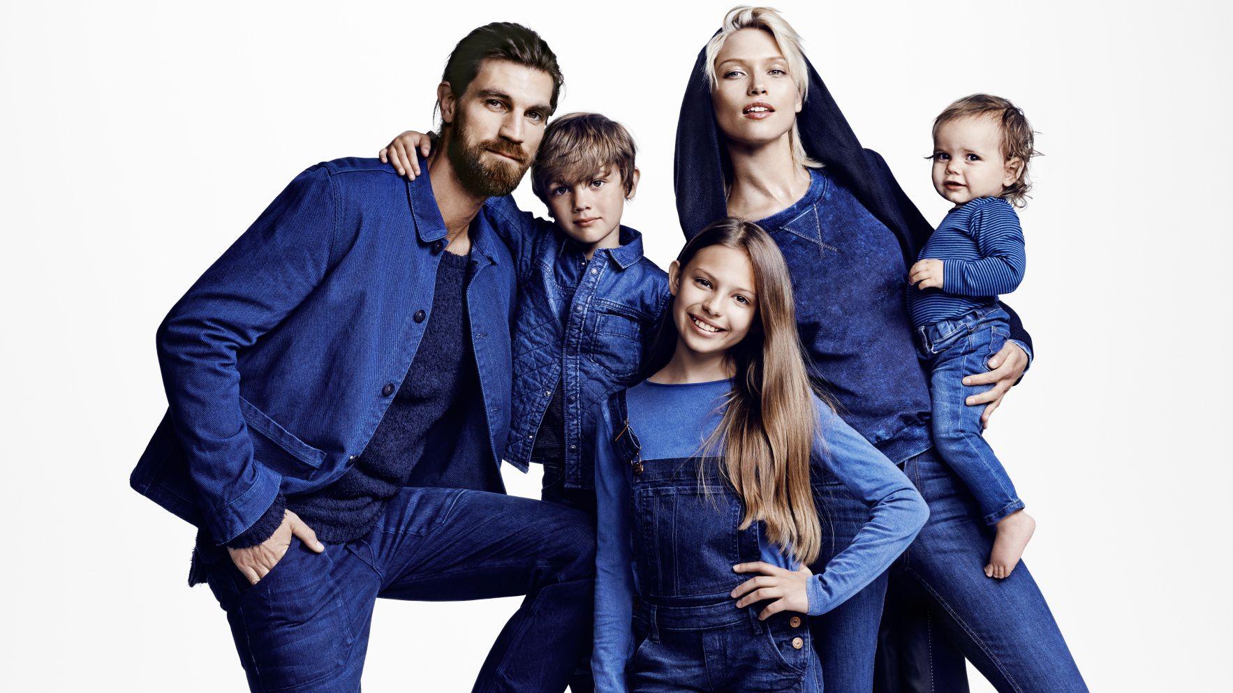 H&M Conscious Denim campaign