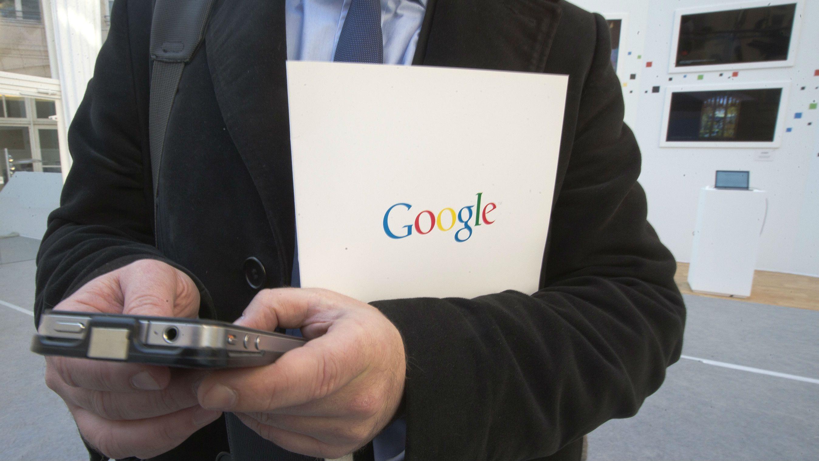 Google wireless service