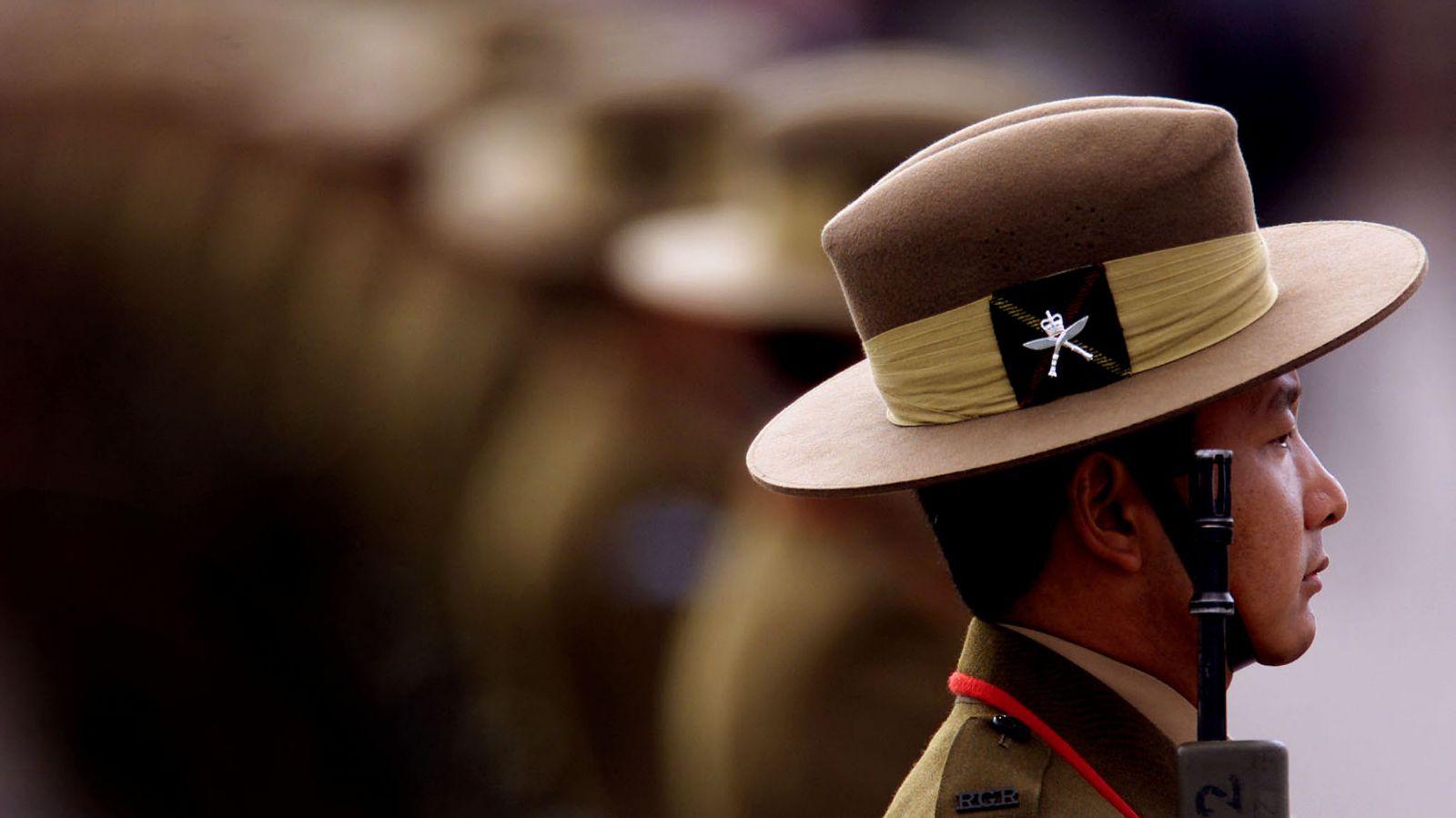 India-Gurkha-200 years