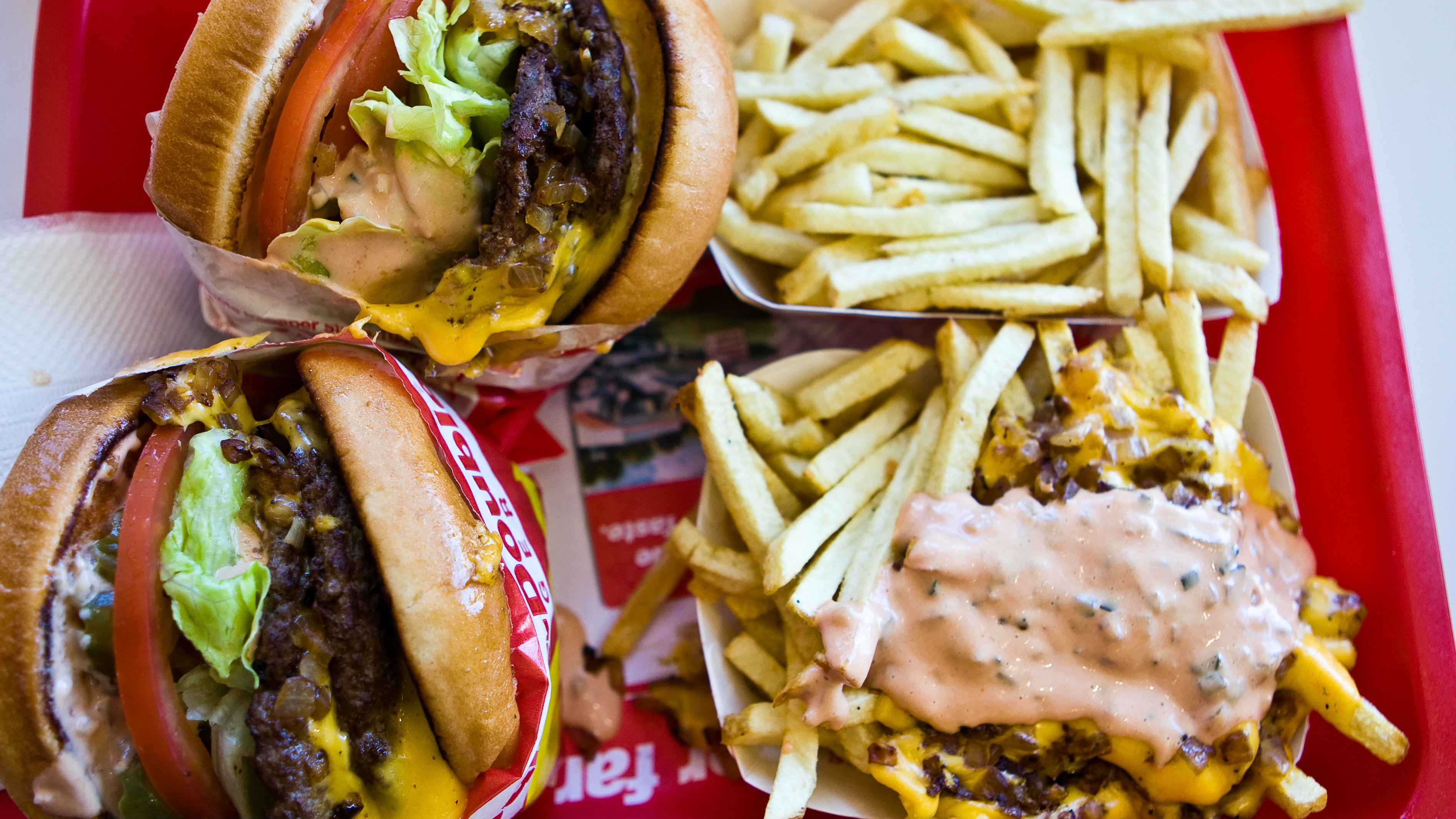 In On Out : in n out is still america s favorite place to get a burger a survey says quartz ~ Hamham.info Haus und Dekorationen
