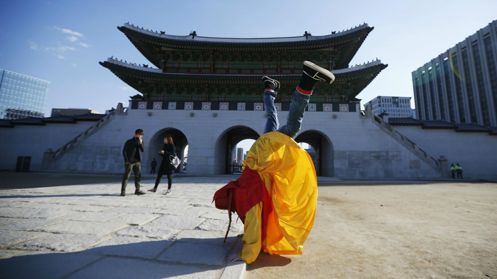By 2020, South Koreans will have a better standard of living than