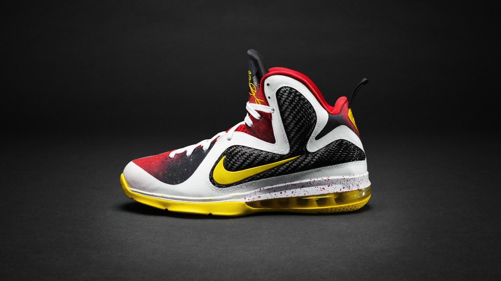 promo code 45faf 4c36c LeBron James 9 MVP. Courtesy of Nike
