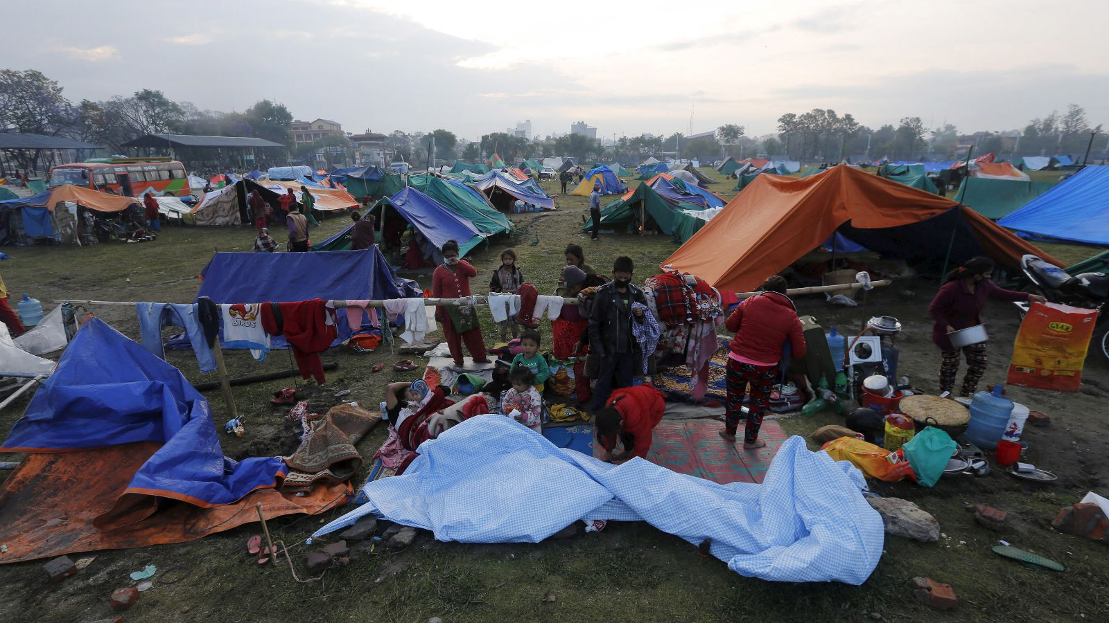 Nepal-earthquake-disease