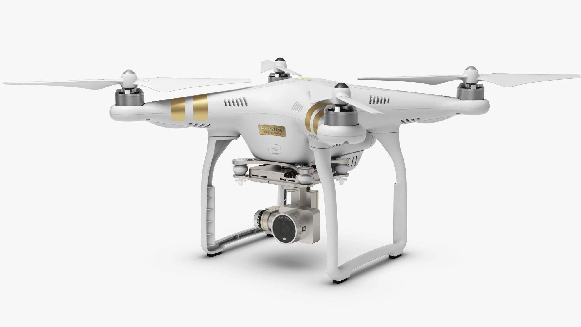 DJI's new Phantom 3 drone