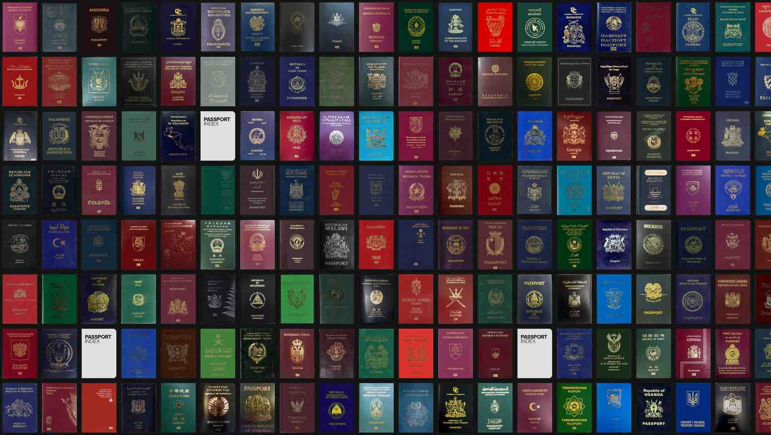 The most powerful passports in the world, ranked — Quartz