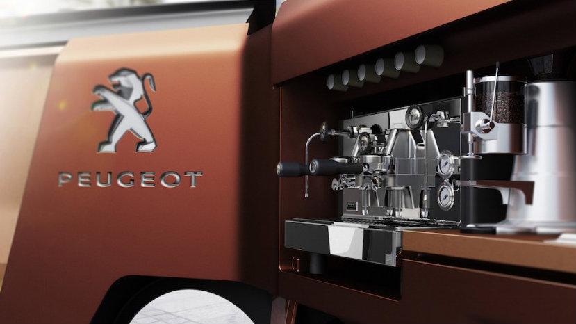 peugeot espresso machine