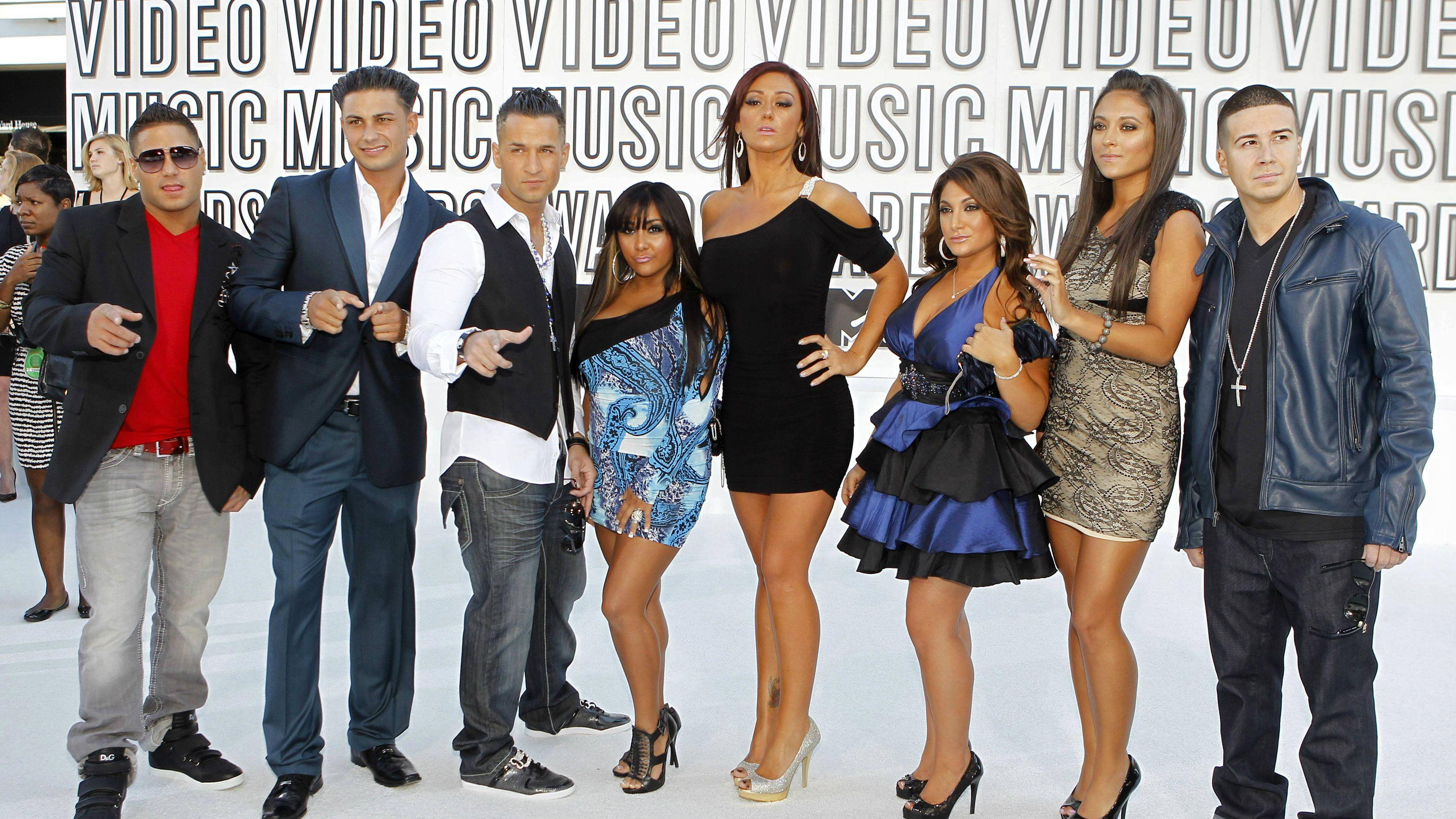 Reality TV Viacom Jersey Shore