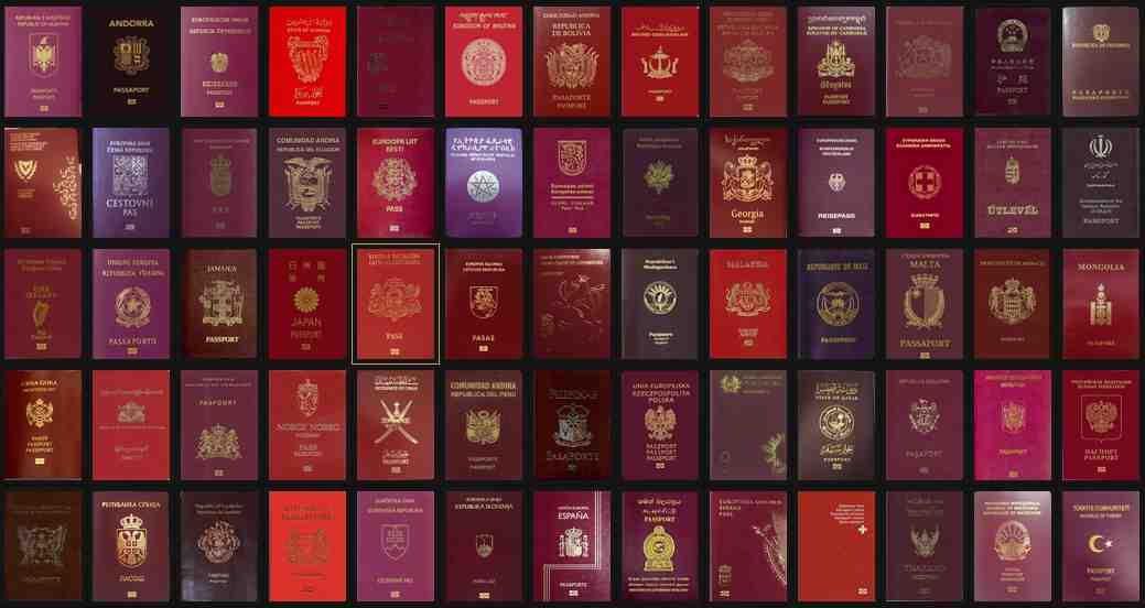 red-passports