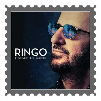 Ringo Starr-Postcards From Paradise-cover