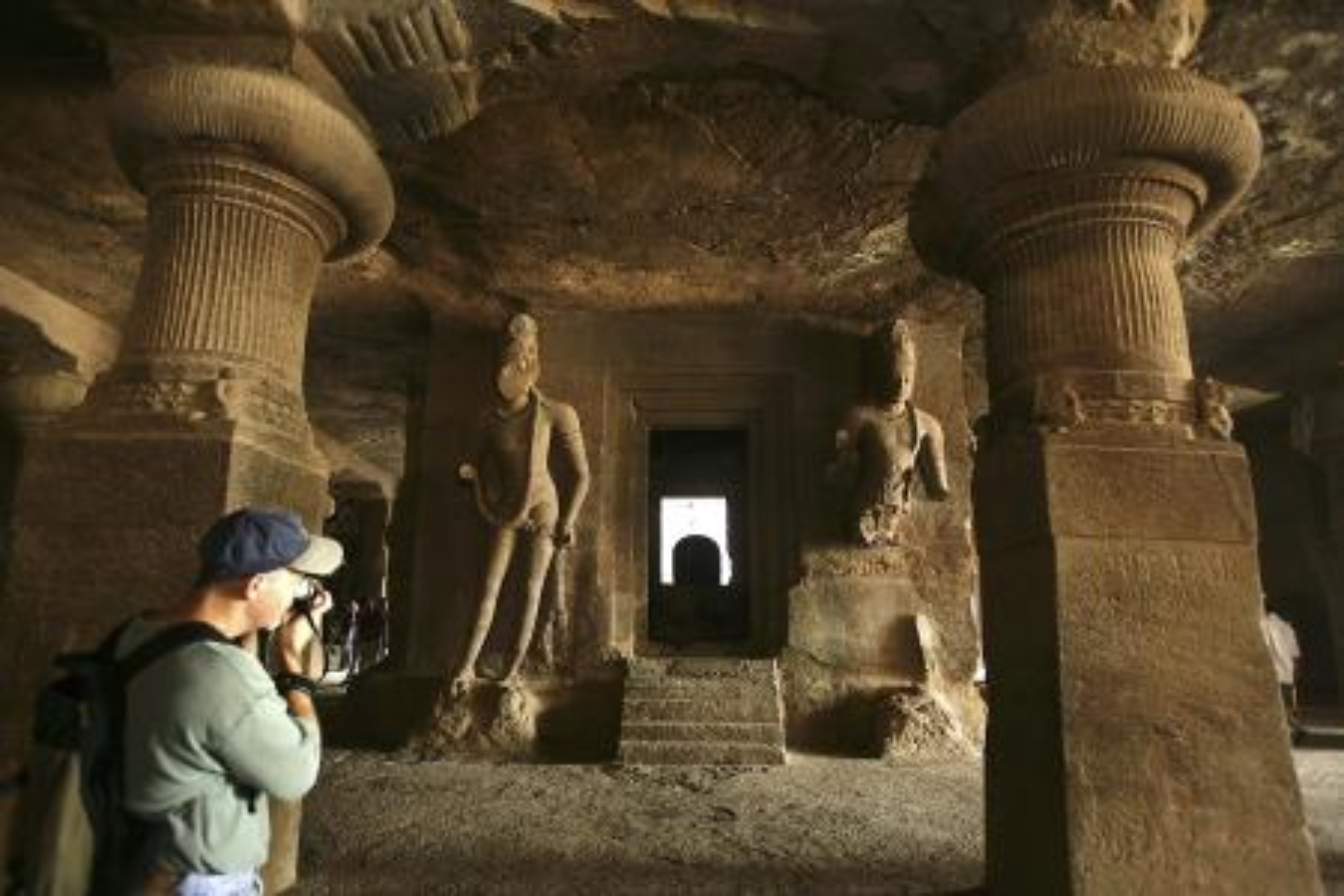 India-tourist