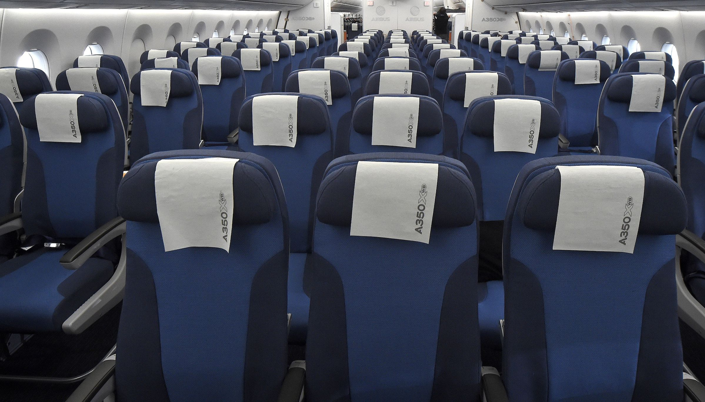 The Terrible Claustrophobic Airplane Seat Redesign That