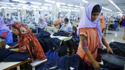 The thing that makes Bangladesh's garment industry such a