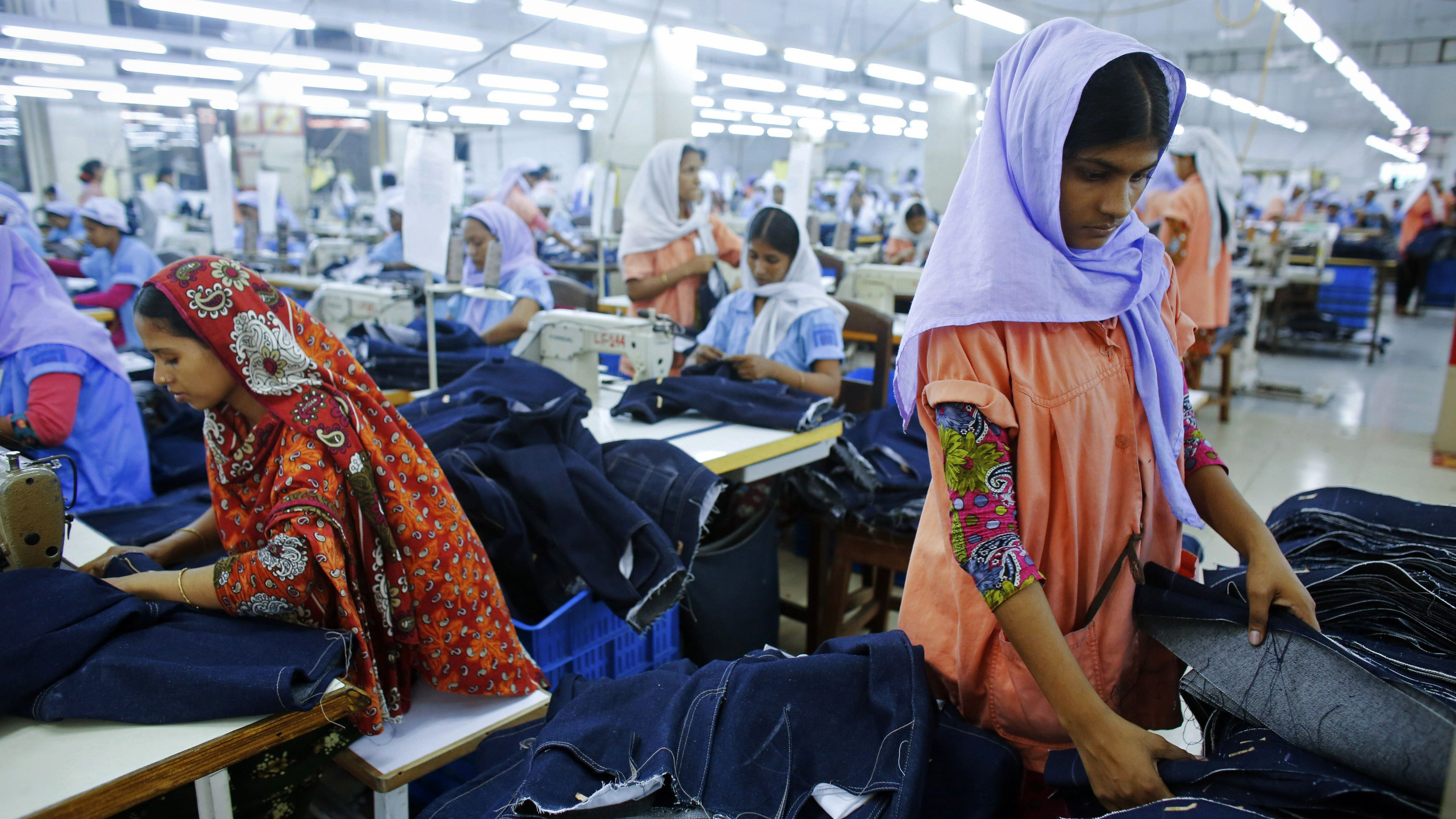The Thing That Makes Bangladesh S Garment Industry Such A