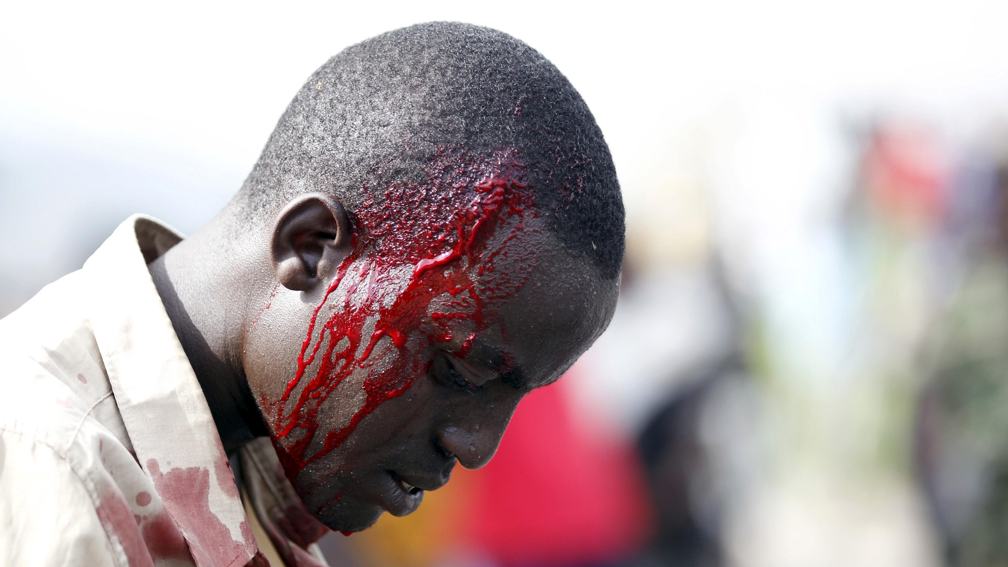 Burundi emerged from a brutal, 13-year war in 2006.